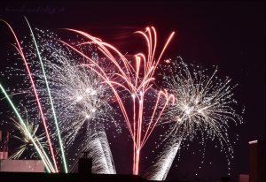 fireworks new year 2019